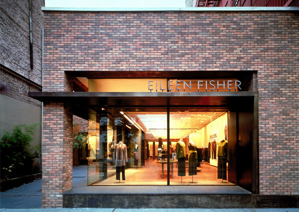 Eileen Fisher Soho Store Cdr Studio